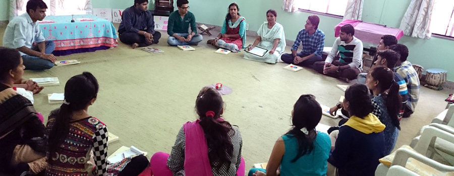 Basic Holistic Health course- Participants share their reflections on meaning of life